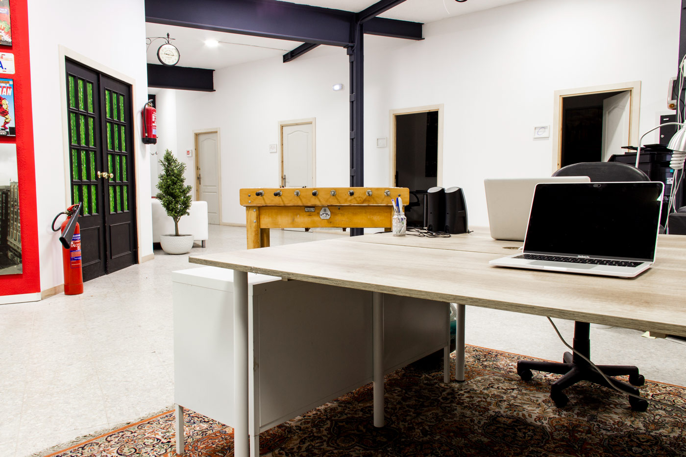 Coworking, Despachos y Alquiler de Salas